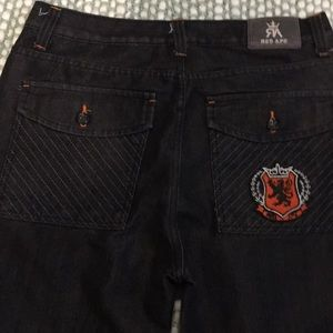 Red Ape Men's Jeans Size 36